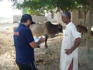 18- WSPA DLO registering a farmer
